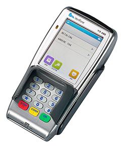 Verifone Vx680 Mobiel Pinapparaat